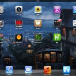 iPad(Retinaディスプレイモデル)にiOS7を入れてみた